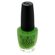 OPI I'm So Swamped Nail Lacquer