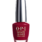 OPI Infinite Shine 2 Nail Lacquer, Relentless Ruby