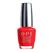 OPI Infinite Shine 2 Nail Lacquer, Unrepentantly Red