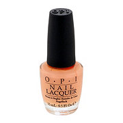 OPI Nail Crawfishin For A Compliment