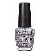 OPI Nail Lacquer, Snowflakes In the Air