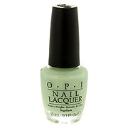 OPI This Cost Me A Mint Nail Lacquer