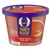 Oprah O That's Good Creamy Tomato Basil Soup