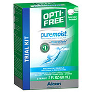 Opti-Free Puremoist Trial Kit All Day Comfort