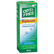 OPTI-FREE Replenish Multi-Purpose Disinfecting Solution with Lens Case