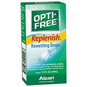 Opti-Free Replenish Rewetting Drops