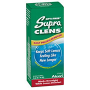 Opti-Free Supra Clens Daily Protein Remover
