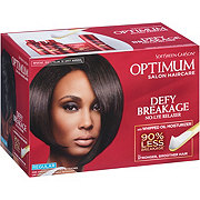 Optimum Hair Relaxer No-Lye Regular