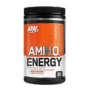 Optimum Nutrition Orange Cooler Essential Amino Energy Dietary Supplement