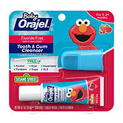 Orajel Baby Tooth & Gum Cleanser, Mixed Fruit