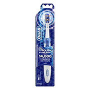Oral-B 3D White Battery Powered Toothbrush