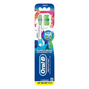 Oral-B Indicator Contour Clean Soft Toothbrushes