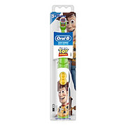Oral-B Kids Disney Pixar Cars Battery Power Electric Soft Toothbrush