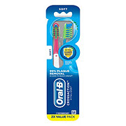 Oral-B Prohealth Toothbrush Vitalizer Advanced Soft Twin