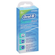 Oral-B Superfloss Pre-Cut Mint Dental Floss Strands
