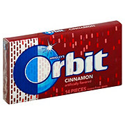 Orbit Cinnamon Sugarfree Gum