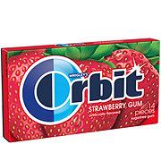 Orbit Strawberry Sugarfree Gum