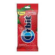 Orbit Strawberry Sugarfree Gum