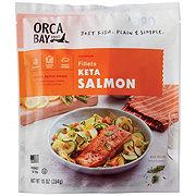 Orca Bay Keta Salmon Fillet