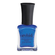 Orchid Lone Star Blue Nail Polish