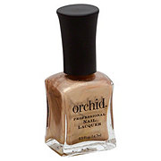 Orchid Nail Lacquer, I Married a Gold Digger