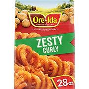 Ore Ida Bold & Crispy Zesty Twirls