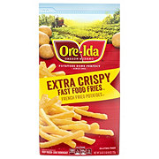 Ore Ida Extra Crispy Fast Food Fries