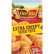 Ore Ida Extra Crispy Tater Tots