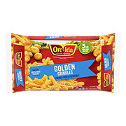 Ore Ida Golden Crinkles French Fried Potatoes Family Size