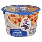 Ore Ida Just Crack An Egg All American Scramble Kit