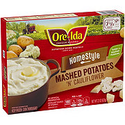 Ore Ida Mashed Potatoes And Cauliflower
