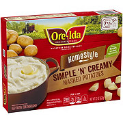 Ore Ida Simple N Creamy Mashed Potatoes