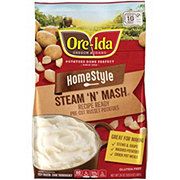 Ore Ida Steam n' Mash Cut Russet Potatoes