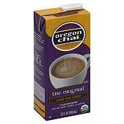 Oregon Chai Concentrate Chai Tea Latte