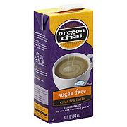 Oregon Chai Concentrate Sugar Free Chai Tea Latte