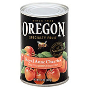 Oregon Fruit Products Pitted Royal Anne Cherries in Heavy Syrup