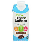 Orgain Organic Nutrition Vegan All-in-One Chocolate Protein Shake