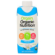 Orgain Organic Nutrition Vegan All-in-One Vanilla Protein Shake