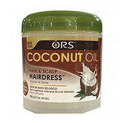 Organic Root Stimulator Hairdress, Coconut Oil