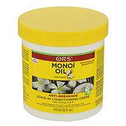 Organic Root Stimulator Monoi Oil Anti Breakage Leave In Conditioning Creme
