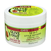 Organic Root Stimulator Olive Oil 12-n-1 Style Defining Créme Gel