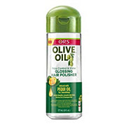 Organic Root Stimulator Olive Oil Anti-Frizz Glossing Polisher