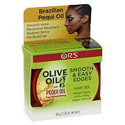 Organic Root Stimulator Olive Oil Smooth & Easy Edges Gel
