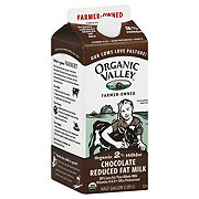 Organic Valley 2% Chocolate Reduced Fat Milk