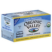 ORGANIC VALLEY Butter, Salted