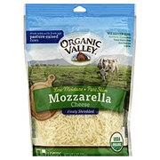 Organic Valley Finely Shredded Mozzarella Cheese