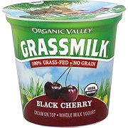 Organic Valley Grassmilk Cherry Whole Milk Yogurt
