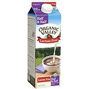 Organic Valley Lactose Free Half & Half