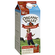 Organic Valley Lactose Free Whole Milk