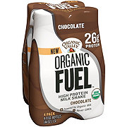 Organic Valley Organic Fuel Protein Shake, Chocolate